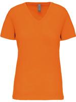 Eco-Friendly Dames T-shirt Oranje