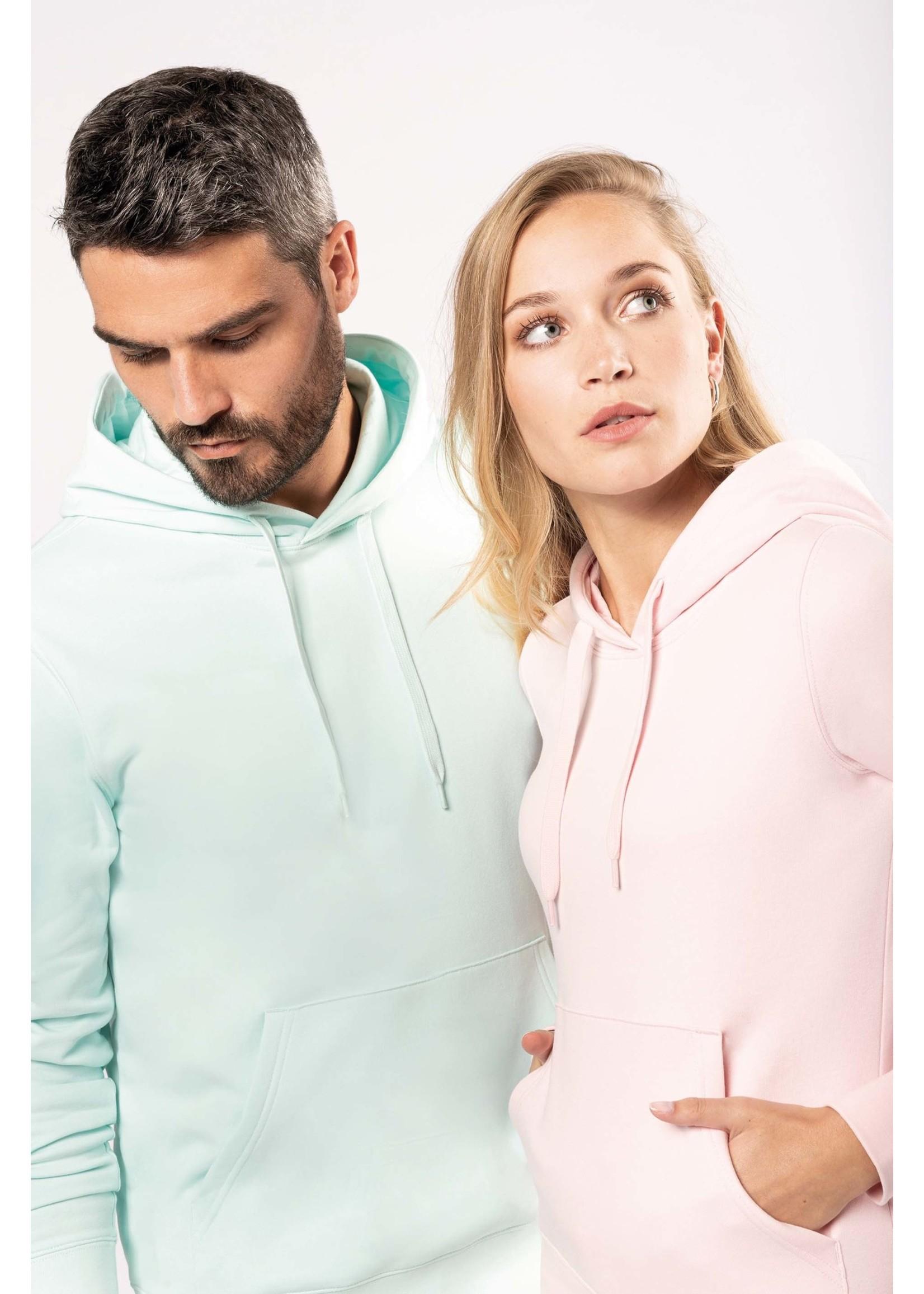 Eco-Friendly hoodie Dames Pale-Pink