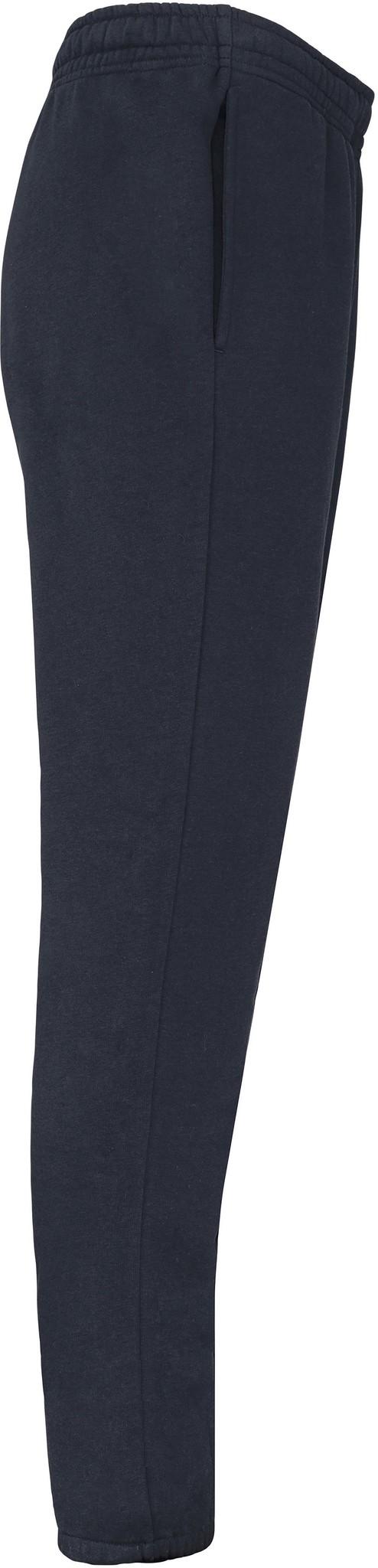 Ecologische uni broek van fleece Navy