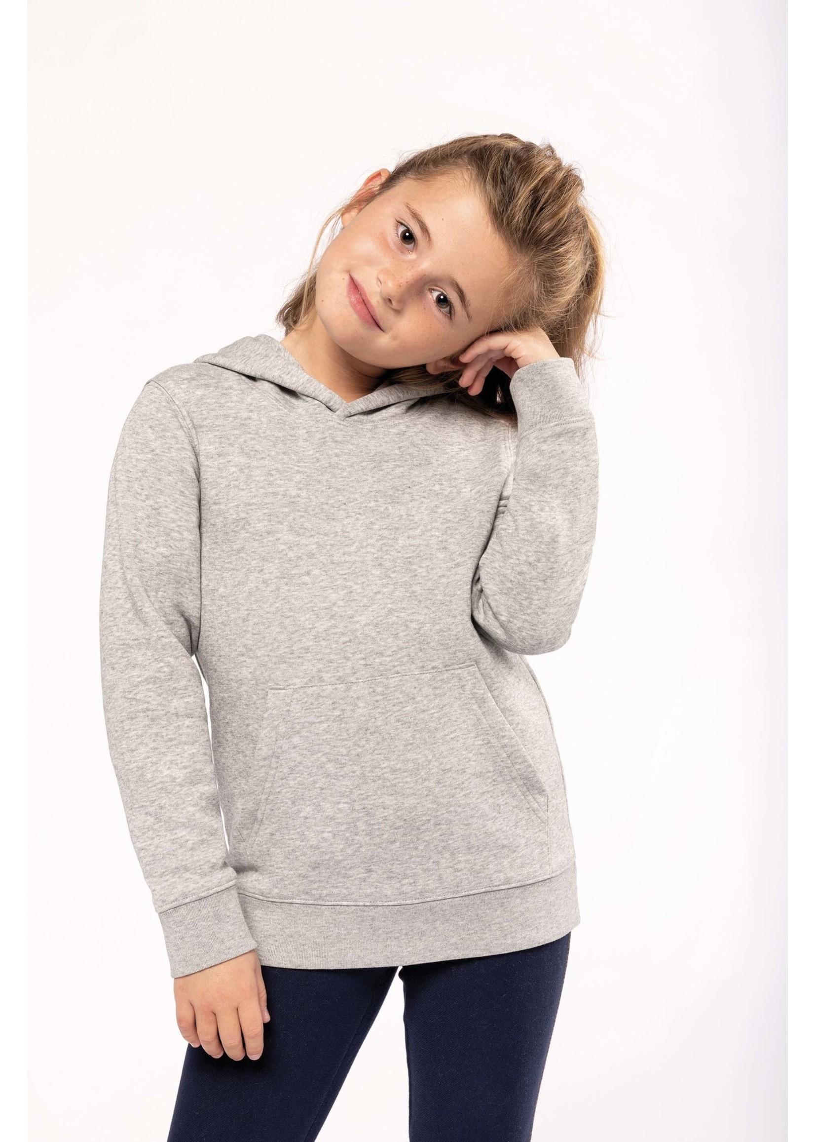 Eco-Friendly hoodie Kids Sage