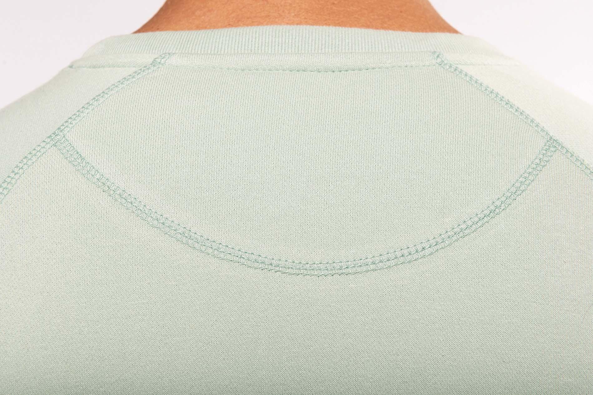 Eco-Friendly Sweater Heren Lemon Yellow