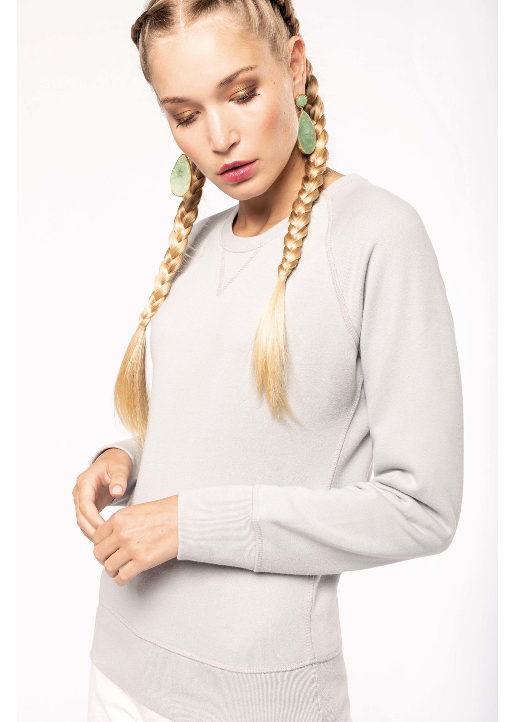 Eco-Friendly Sweater Dames Sage