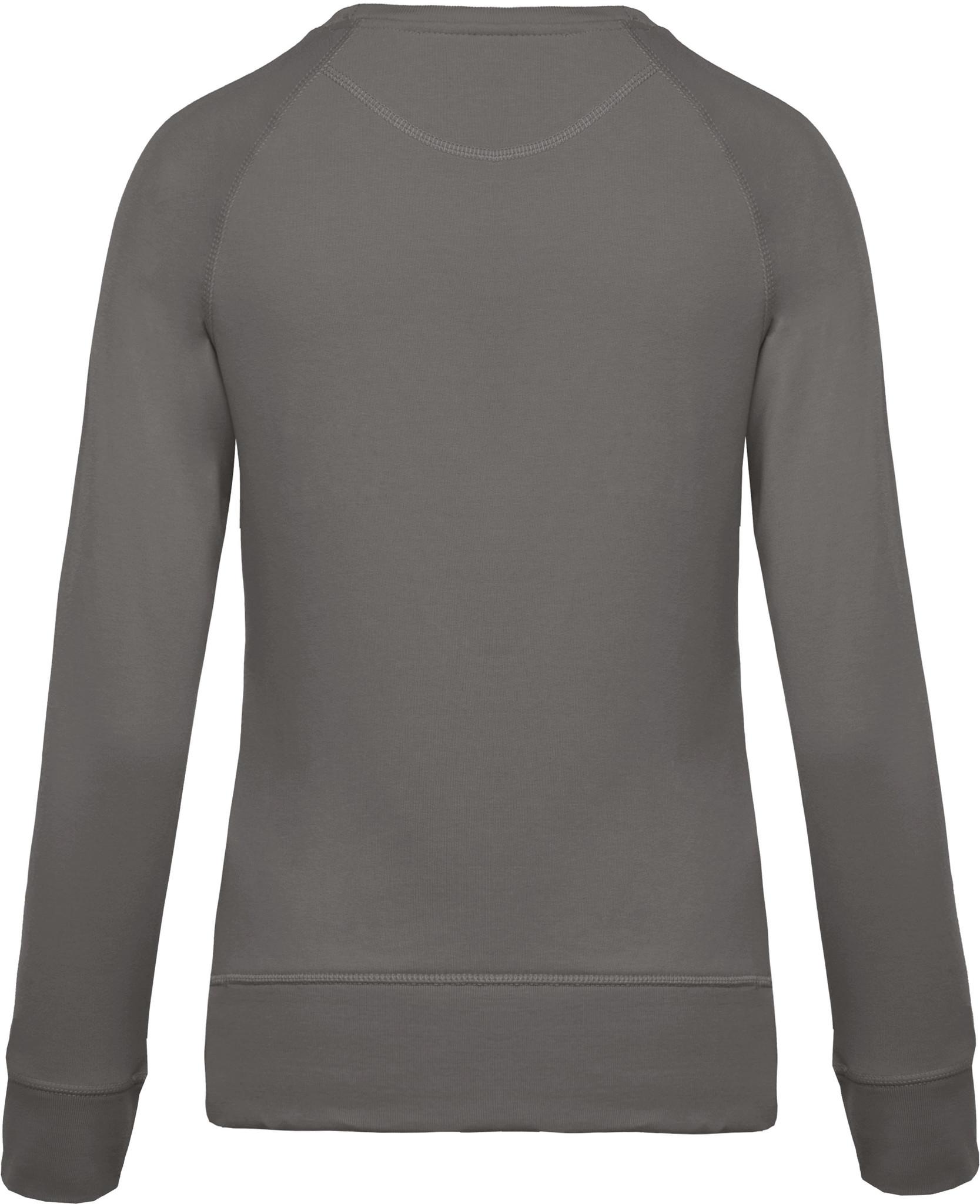 Eco-Friendly Sweater Dames Storm-Grey