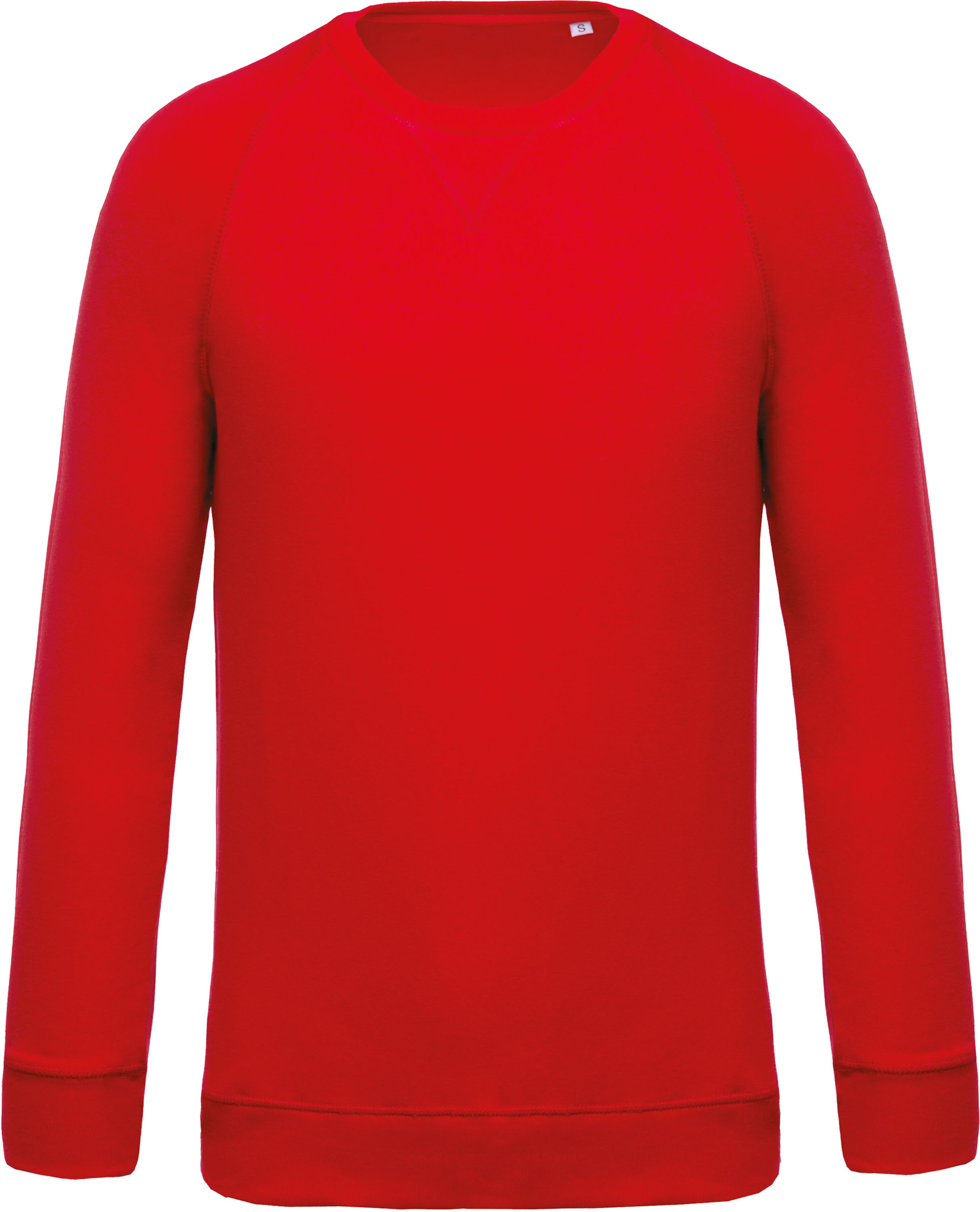 Eco-Friendly Sweater Heren Red