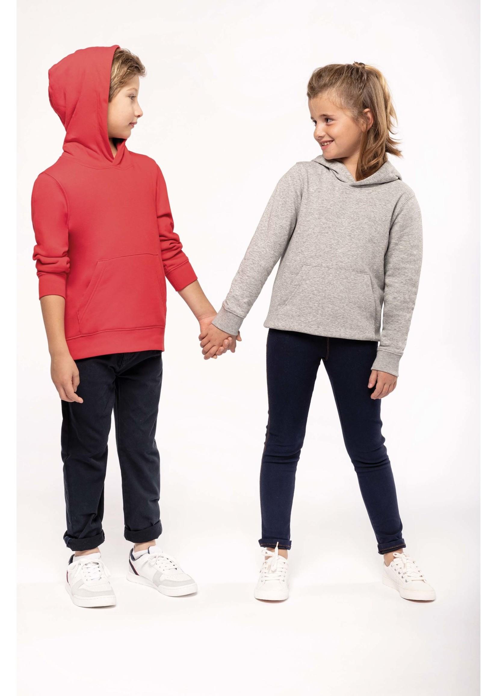 Eco-Friendly hoodie Kids Light-Royalblue