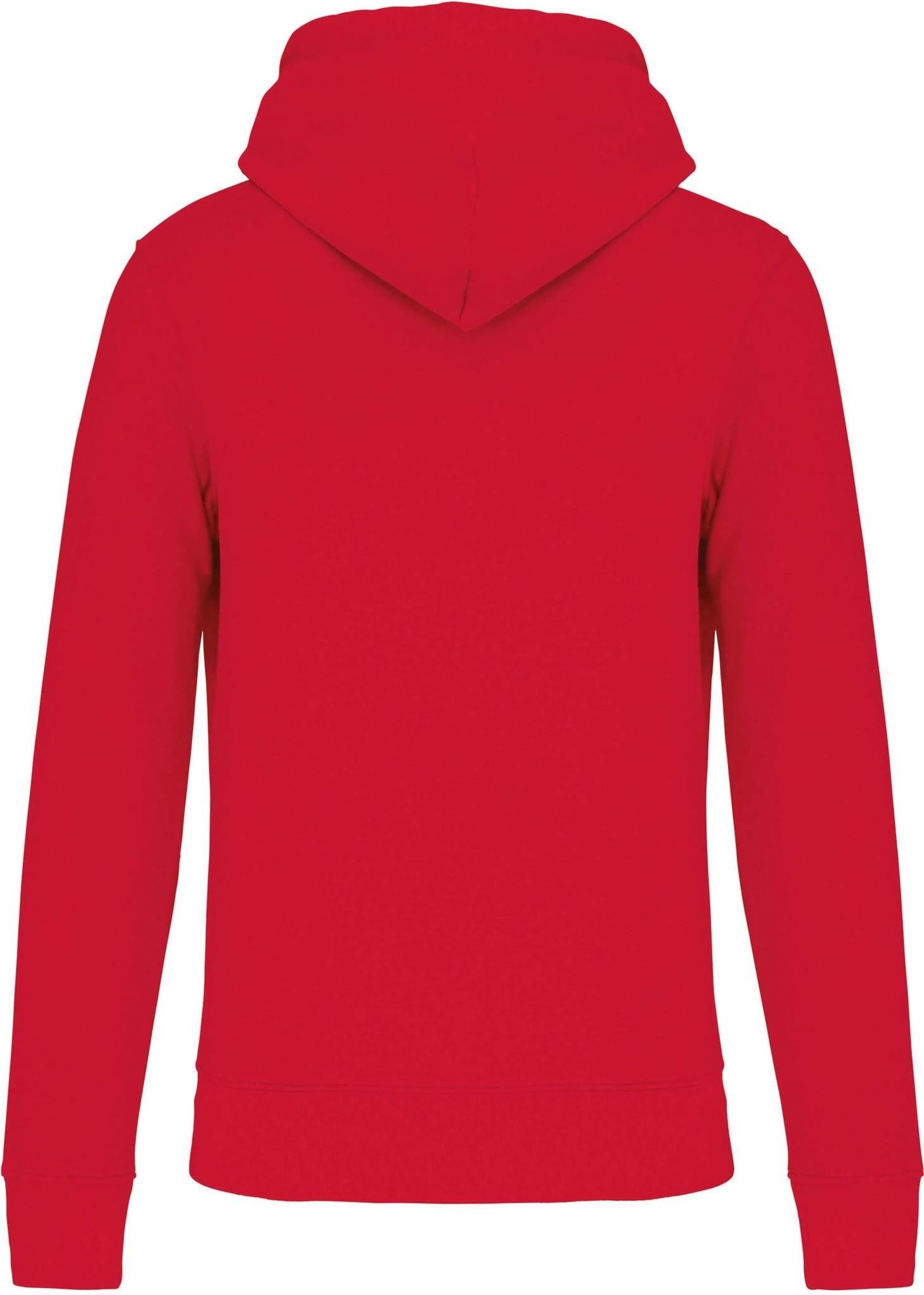 Eco-Friendly hoodie Kids Red