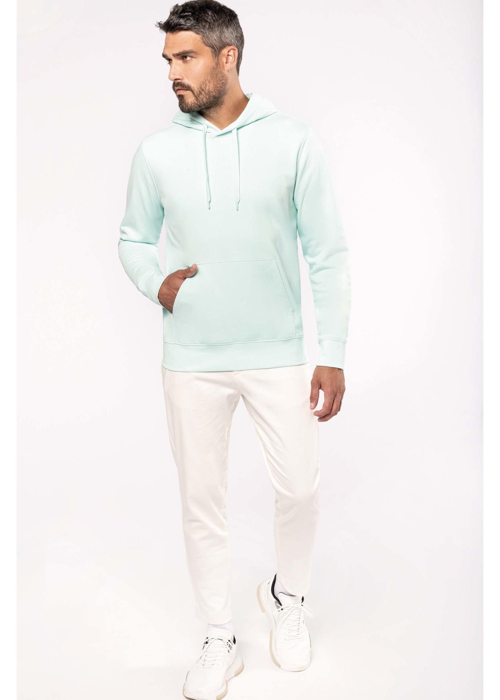 Eco-Friendly Hoodie Uni White