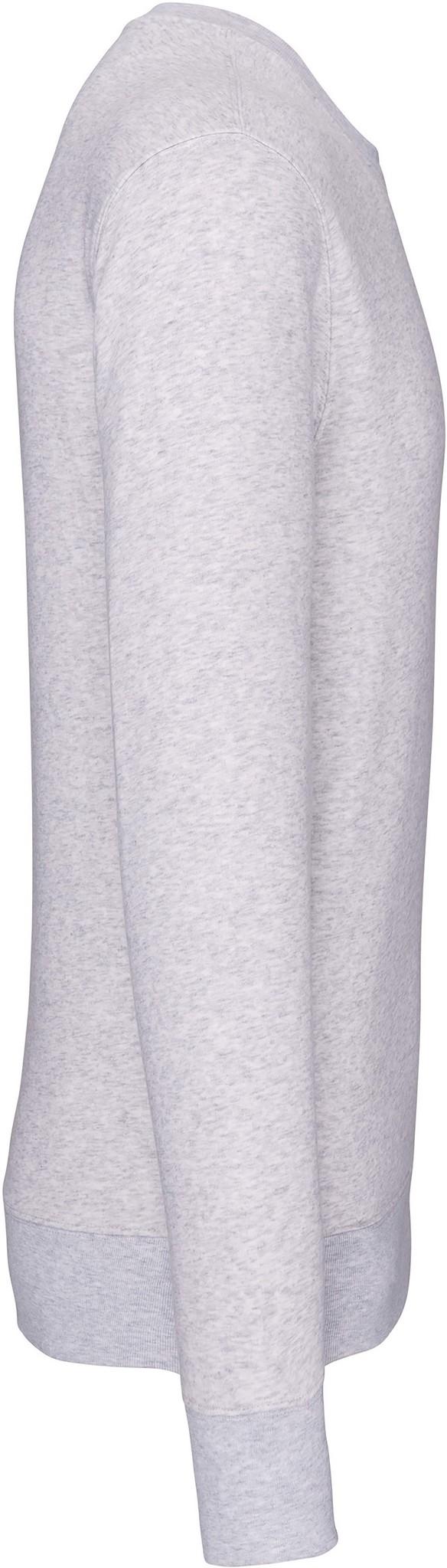 Eco-Friendly Sweater UNI Ash-Gemêleerd