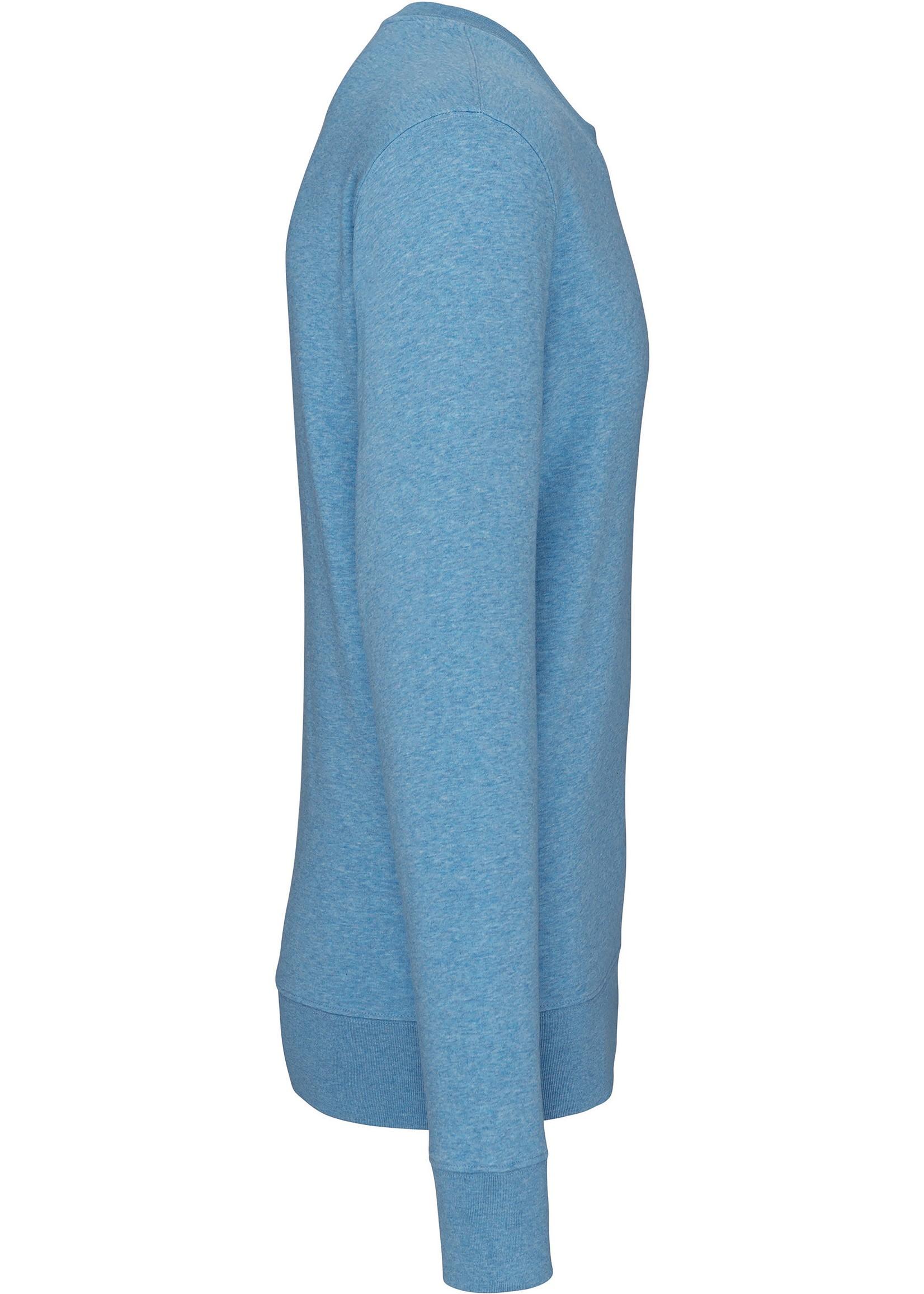 Eco-Friendly Sweater UNI Cloudly-Blue Gemêleerd