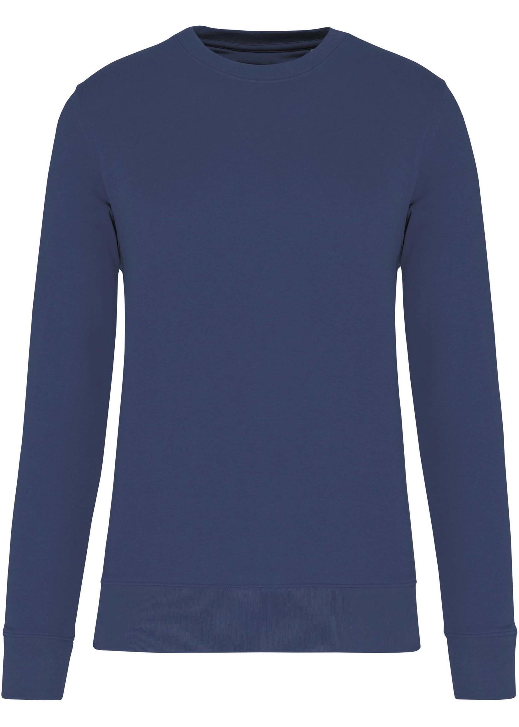 Eco-Friendly Sweater UNI Deep Blue