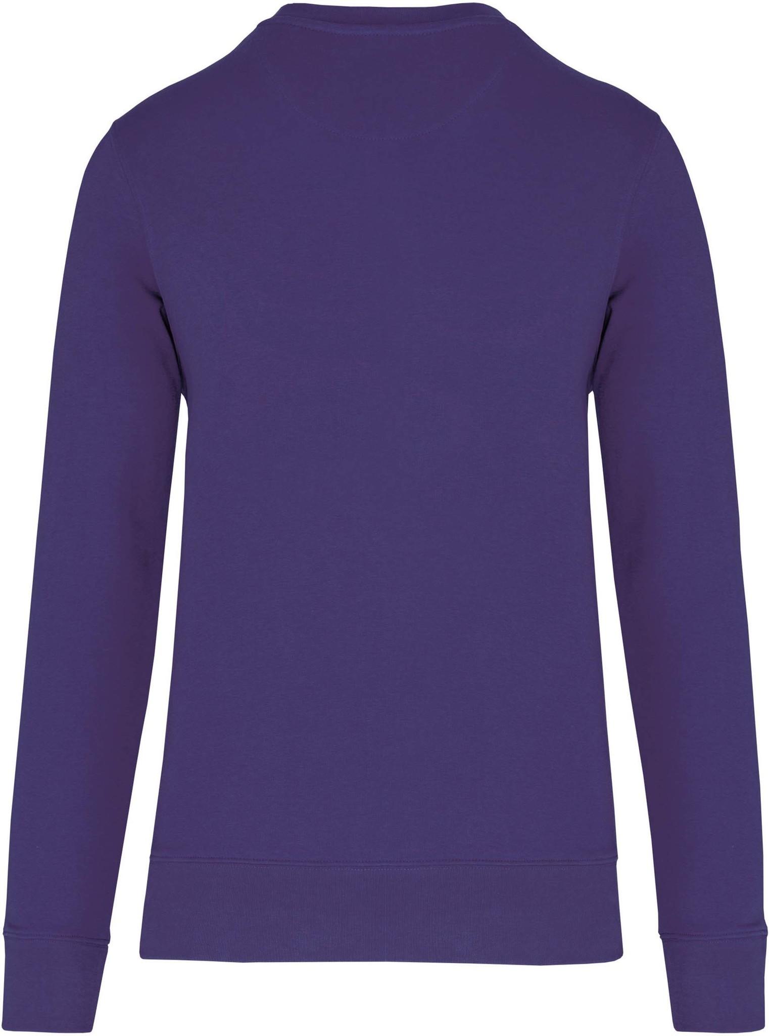 Eco-Friendly Sweater UNI Deep Purple