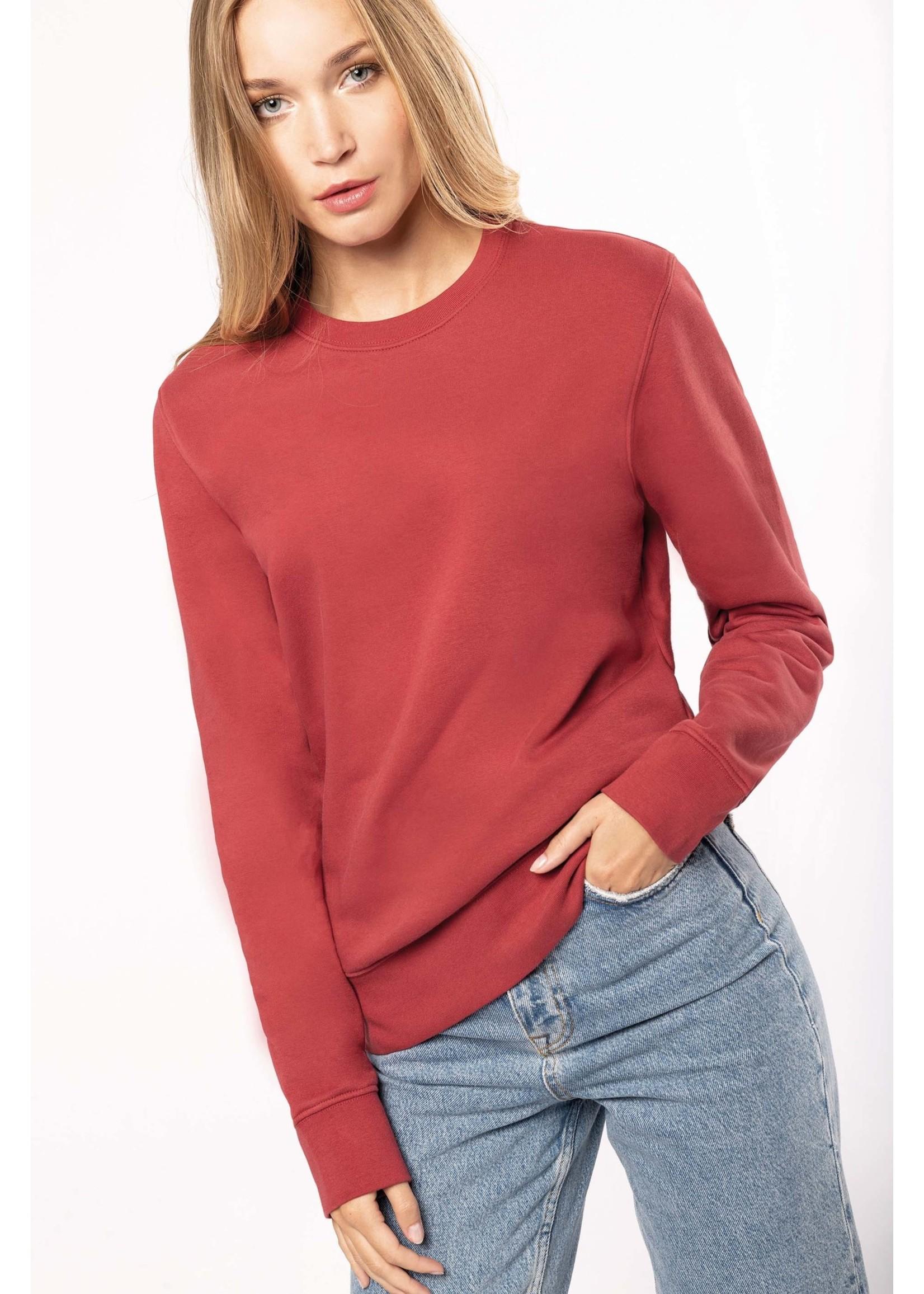 Eco-Friendly Sweater UNI Light Orange