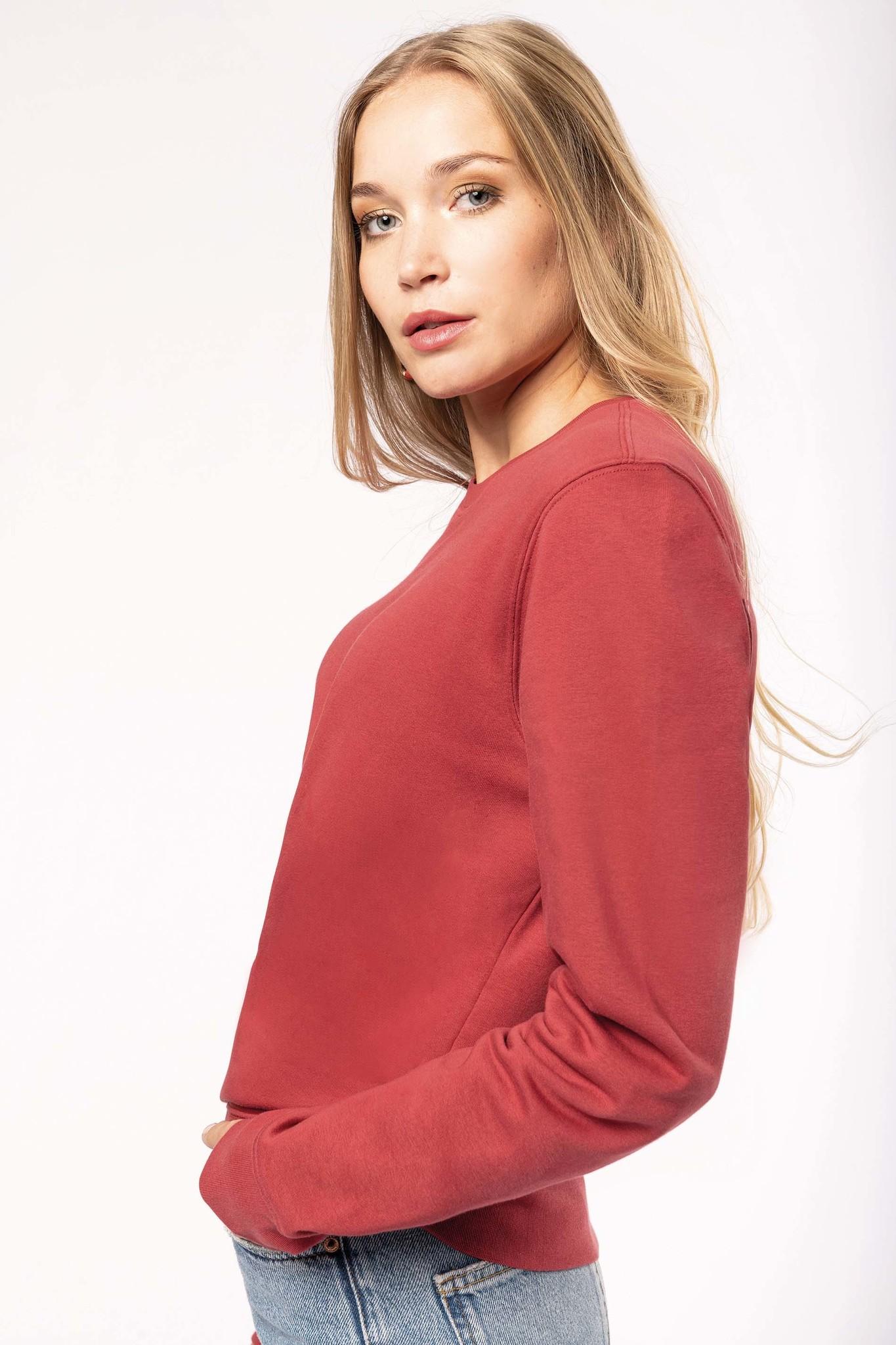 Eco-Friendly Sweater UNI Light Sand