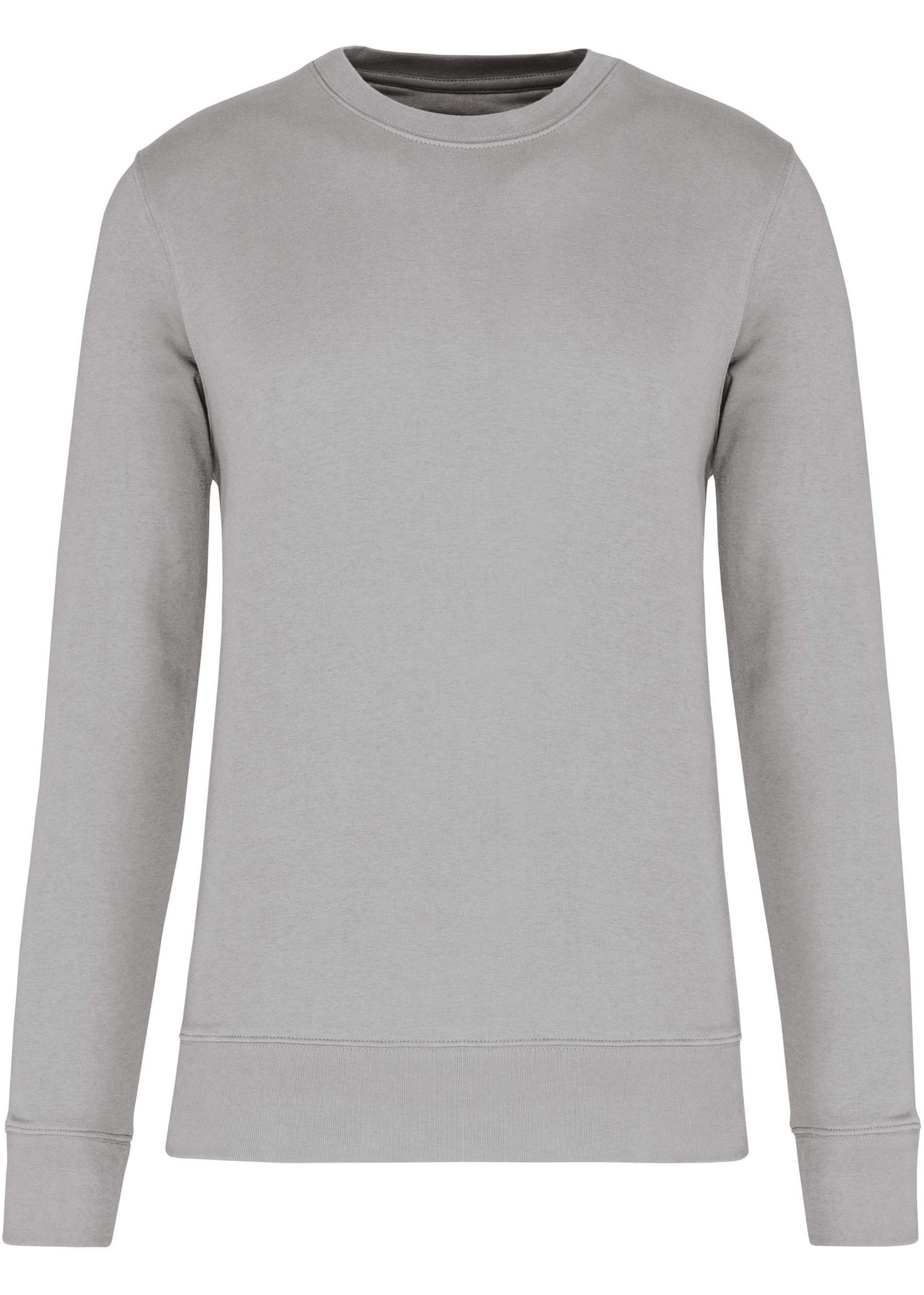 Eco-Friendly Sweater UNI Snow Grey