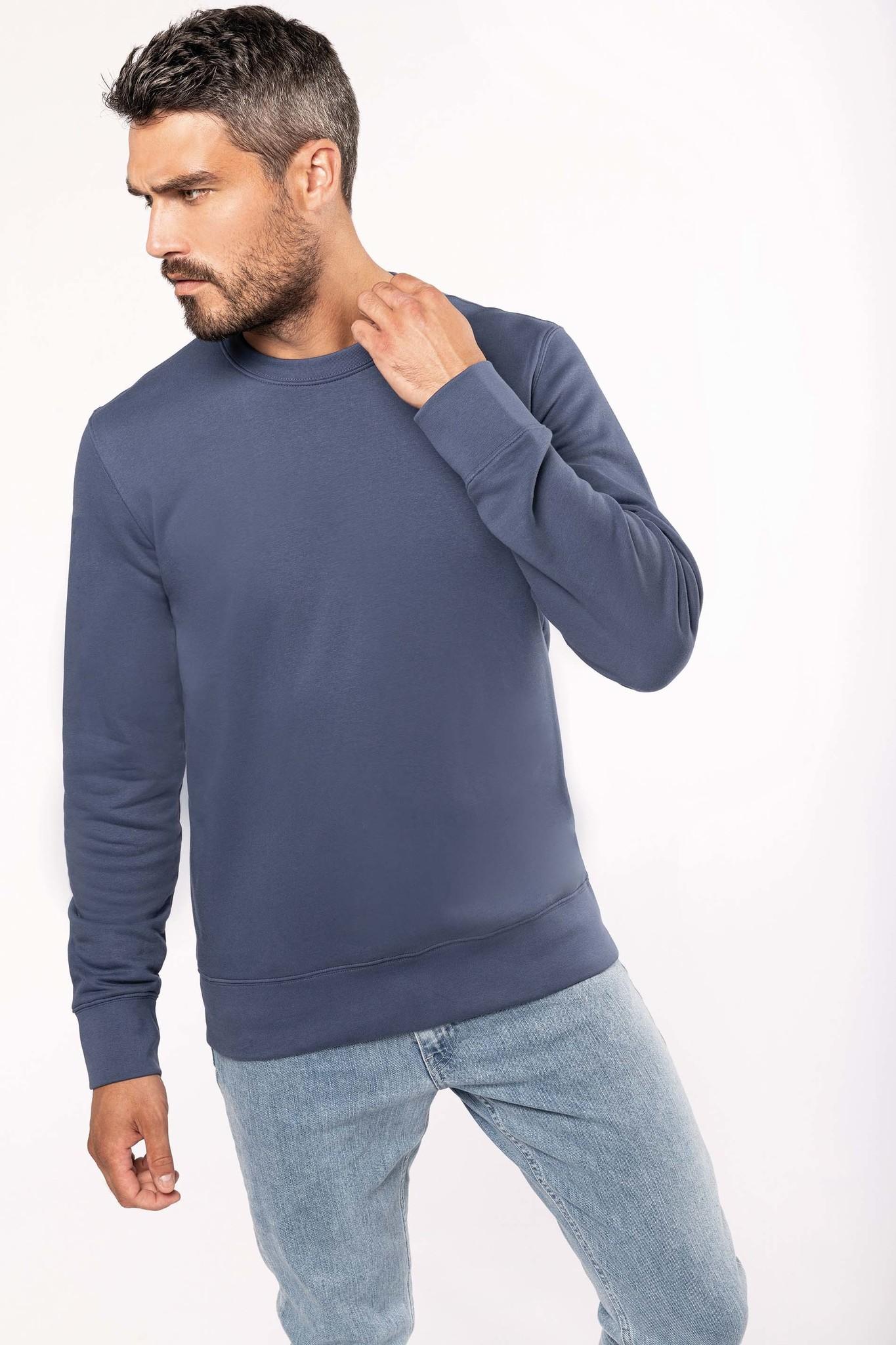 Eco-Friendly Sweater UNI Terracotta Red