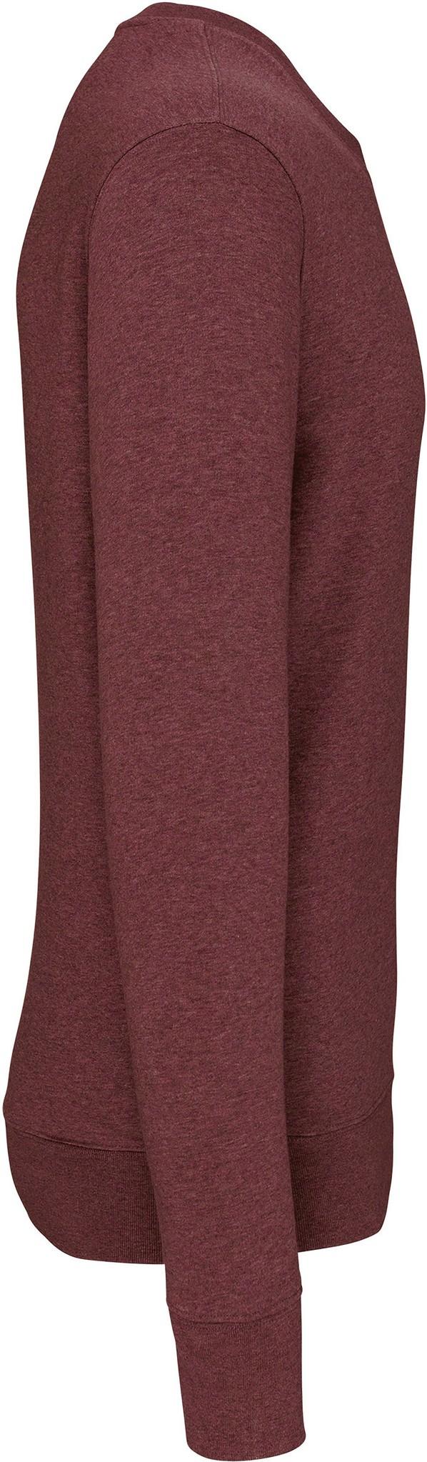 Eco-Friendly Sweater Wine gemêleerd