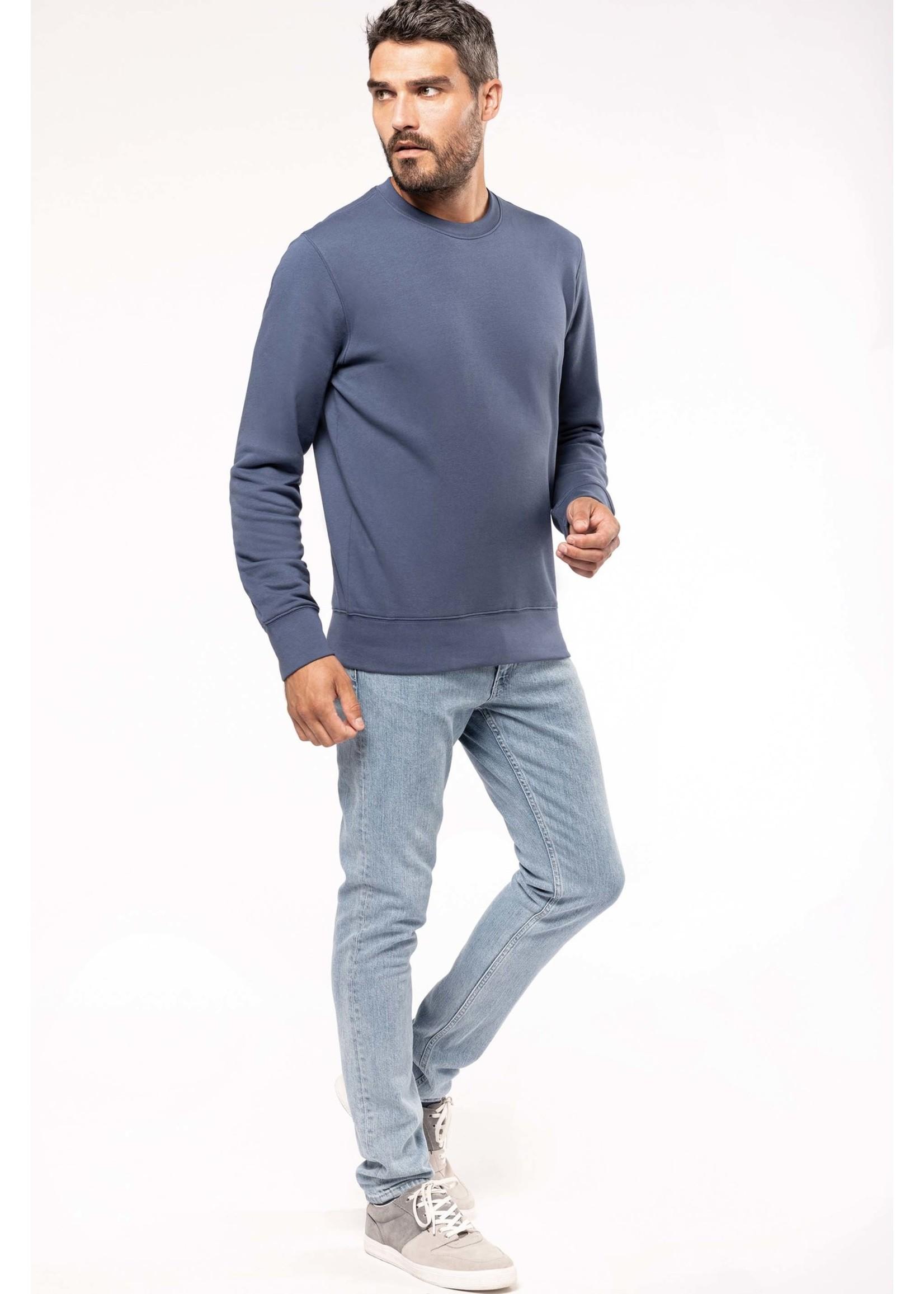 Eco-Friendly Sweater Dark Khaki