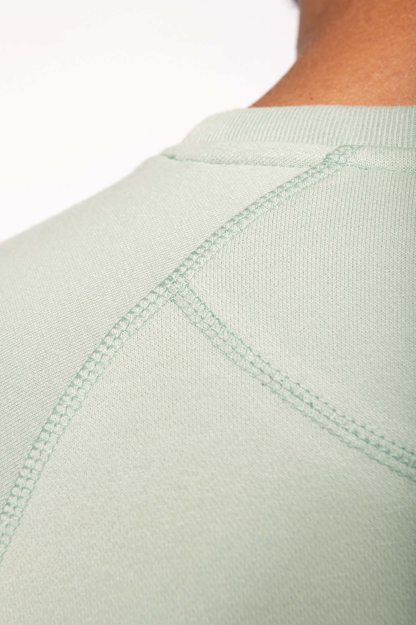 Eco-Friendly Sweater Heren Storm Grey