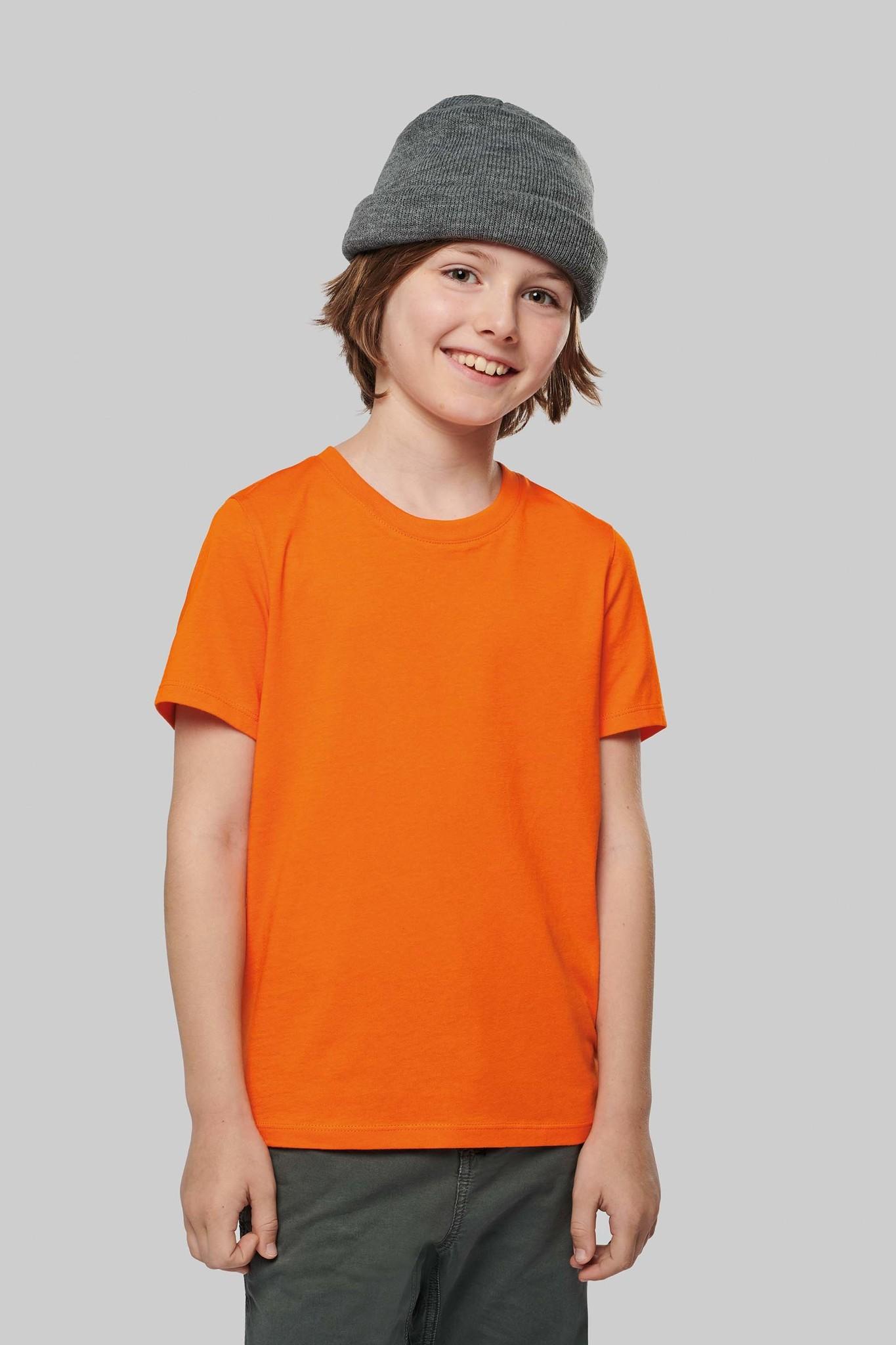 Eco-Friendly KIDS T-shirt - Black