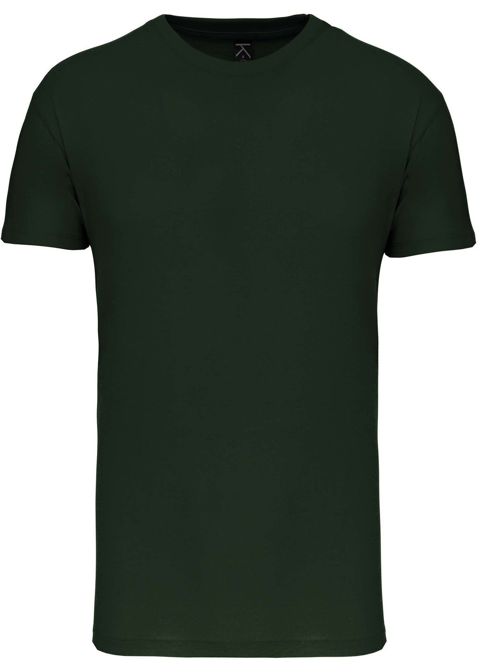 Eco-Friendly KIDS T-shirt - Forest Green