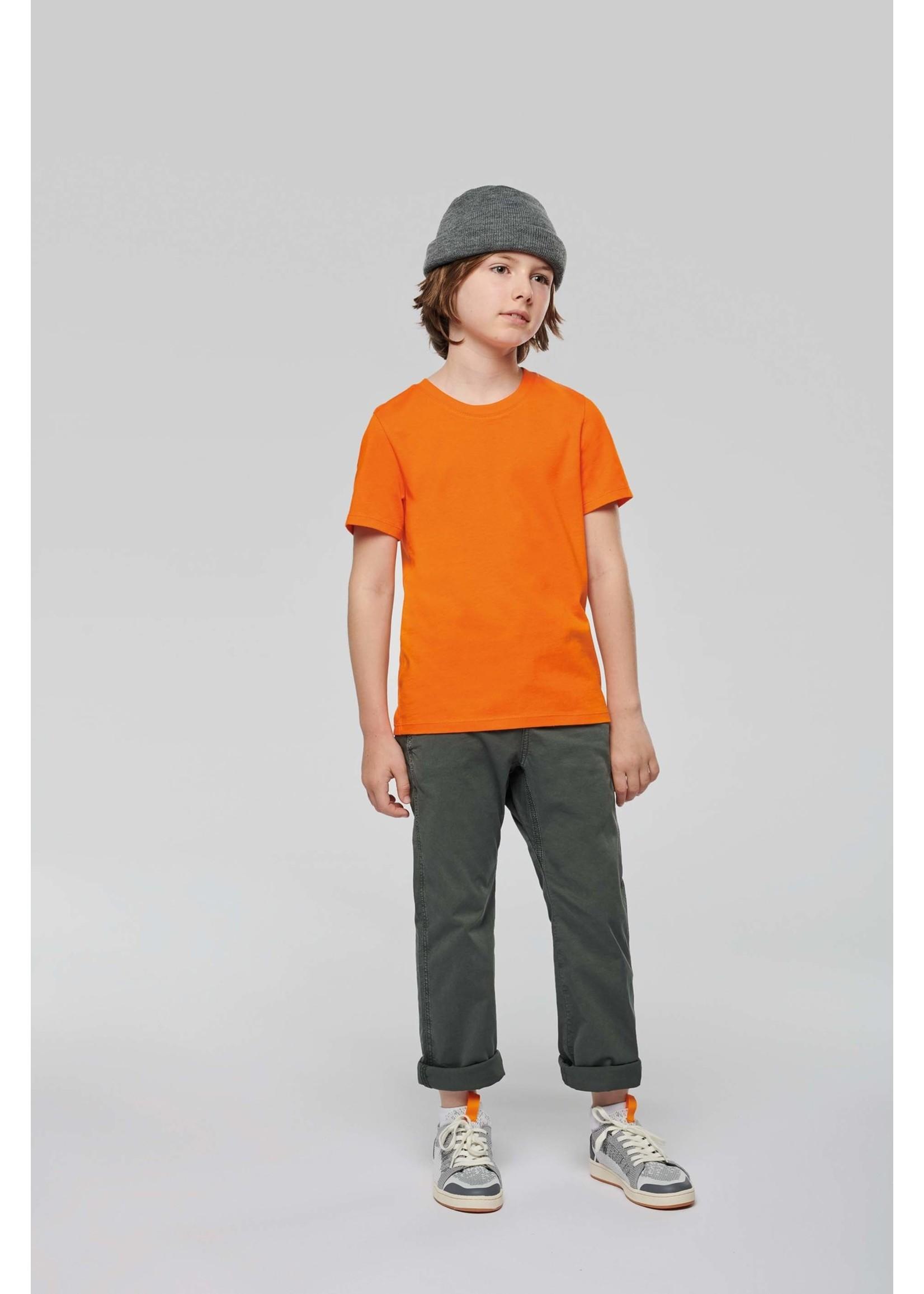 Eco-Friendly KIDS T-shirt - Skyblue