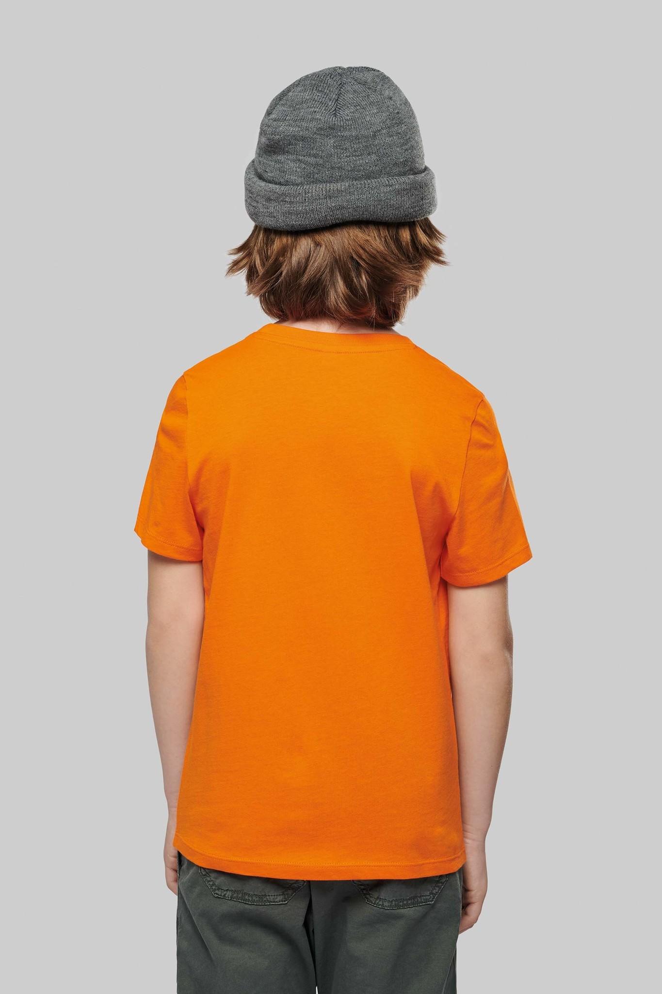 Eco-Friendly KIDS T-shirt - White