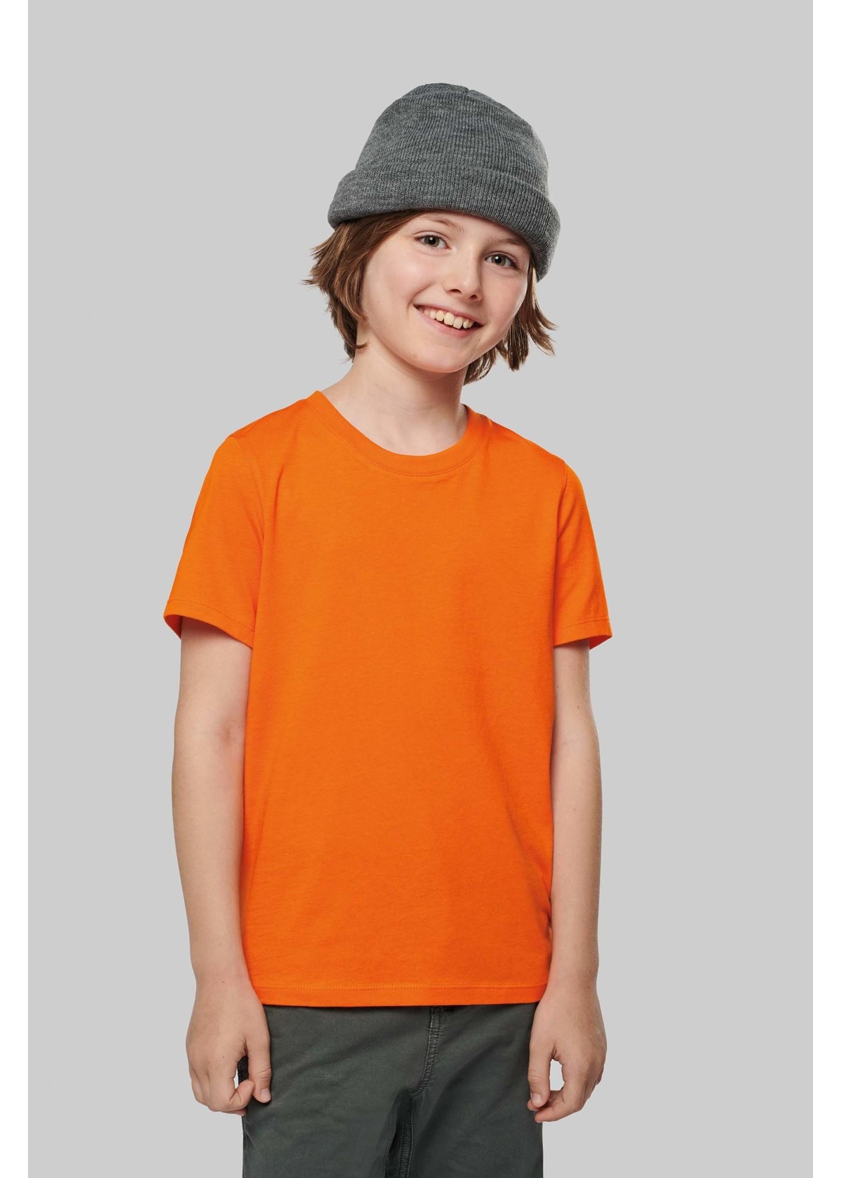 Eco-Friendly KIDS T-shirt - Yellow