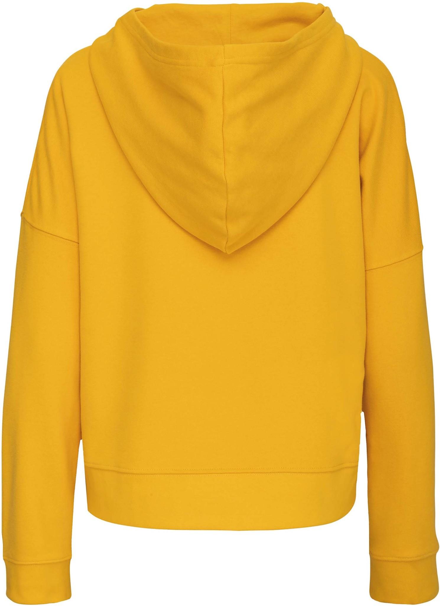 Sloppy Lounge Hoodie Mellow Yellow
