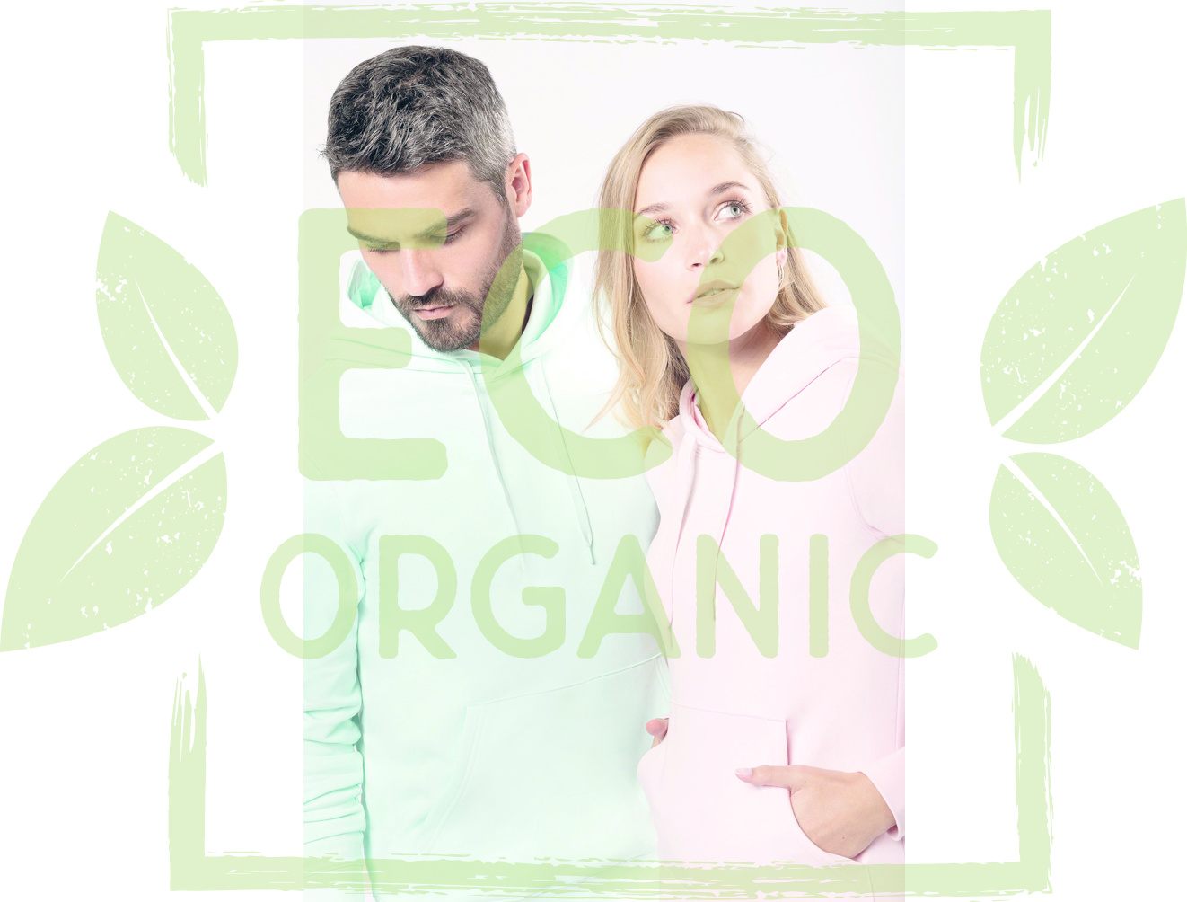 Organic hoodie
