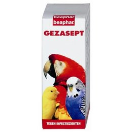 Beaphar Gezasept (Infektionen Vogel)