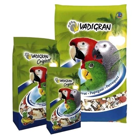 Vadigran Papegaaienvoer ECO (15 kg)