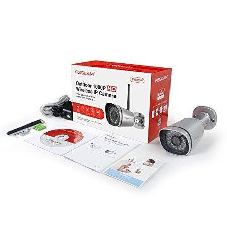 Foscam FI9900P Full HD 2MP IP camera