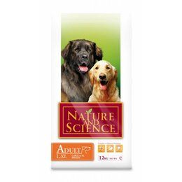 Nature and Science Adult Large/Giant Breed (12 kg)