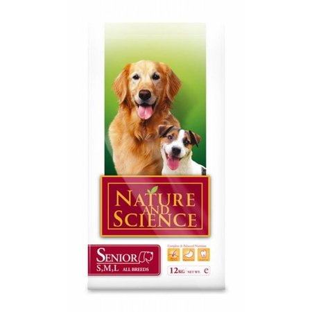 Nature and Science Senior All Breed (12 kg)
