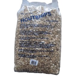 Houtsnips Beech Wood Chips 8mm (5 kg)