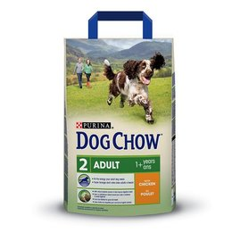 Dog Chow Adult with Chicken & Rice (3 kg)