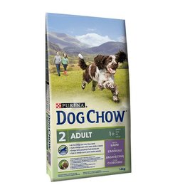 Dog Chow Adult Lamb & Rice (15kg)