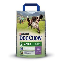 Dog Chow Adult Lamb & Rice (3kg)