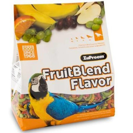 Zupreem FruitBlend Large Macaw/Cockatoo