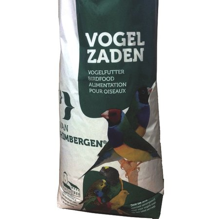 Himbergen 208 - Seed mix for parrots and cockatoos (15 kg)