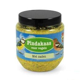 Le beurre d'arachide pour les oiseaux (Avec graines)