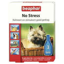 Beaphar No-Stress-Hund (3 Pipetten)