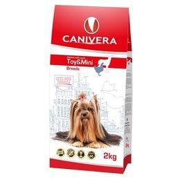 Canivera Adult Huhn mit Lamm für Toy und Mini Rassen