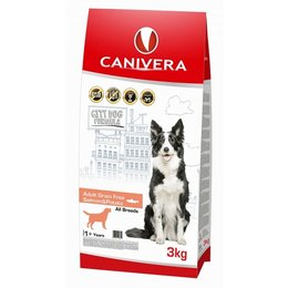 Canivera Adult Grain Free Salmon and Potato all breeds