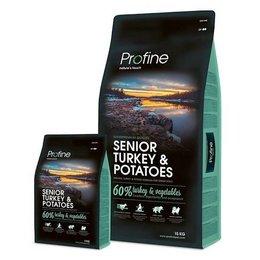 Profine Senior Turkey & Potatoes für ältere Hunde