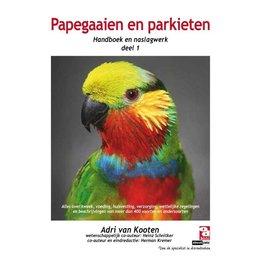 Over dieren Papegaaien en Parkieten Handboek en Naslaggids