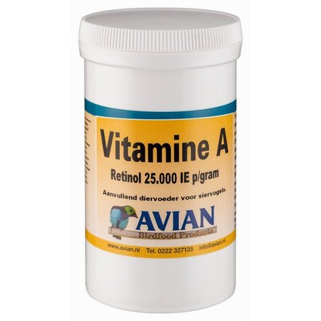 Avian Avian Vitamin A