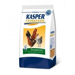 Kasper La miette d'élevage des poussins 1
