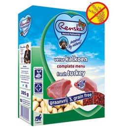 Renske Senior Turkey Grain-free (10 x 395 gr)