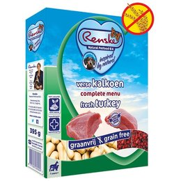 Renske Turkey Grain-free (10 x 395 gr)
